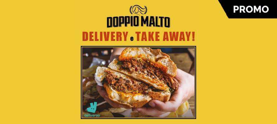 Doppio Malto Delivery e Take Away!